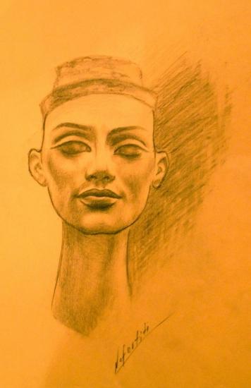 Nefertiti por ValoYossa